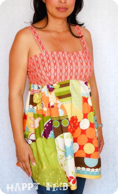 Maternity shirt (Moda) 2