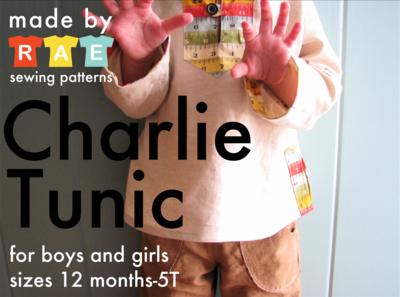 Charlie tunic