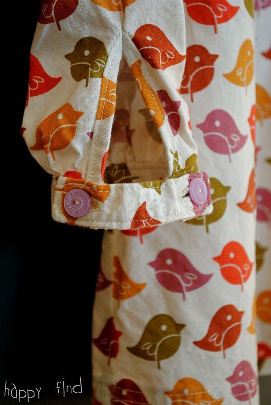 Little birdie tunic 3