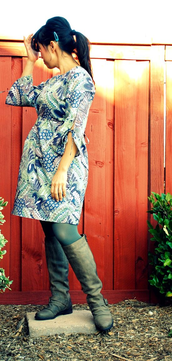 New schoolhouse tunic 1